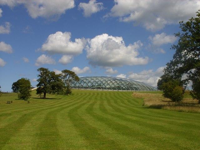 Great Glasshouse' van Norman Foster