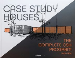 cover case study houses boek