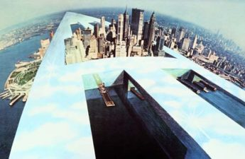 1 The Continuous Monument - New New York, 1969 litho