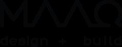 MAAQ design + build logo