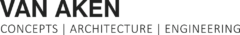 VAN AKEN Concepts Architecture Engineering logo