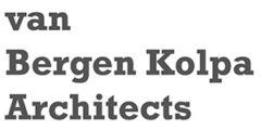 van Bergen Kolpa Architecten logo