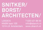 Snitker/Borst Architecten logo