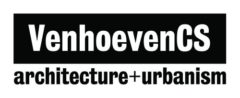 VenhoevenCS architecture+urbanism logo