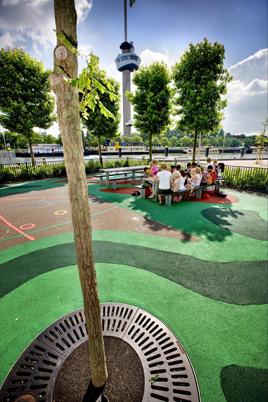 Bekkering Adams architecten_Public Playground