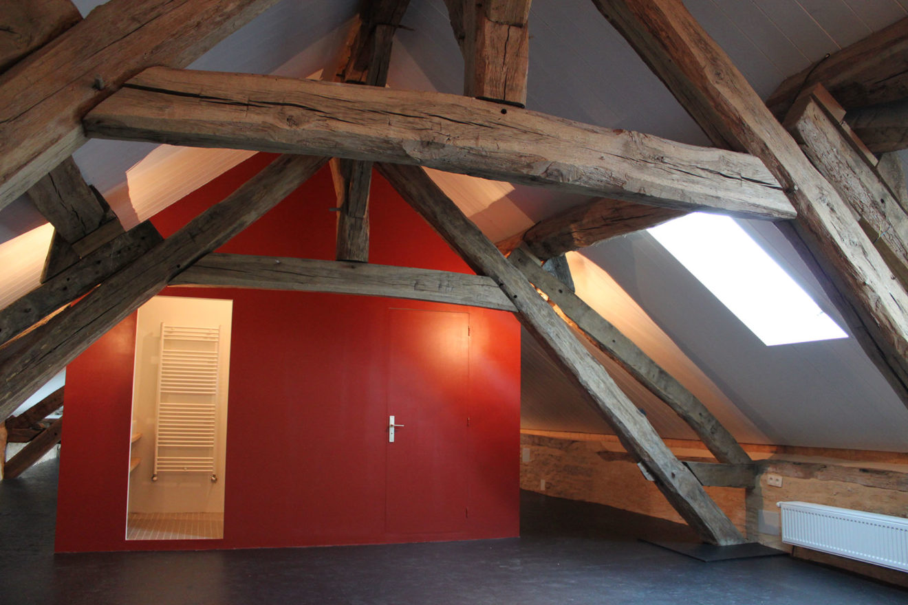 Vakantiehuis Bourgogne rode kern