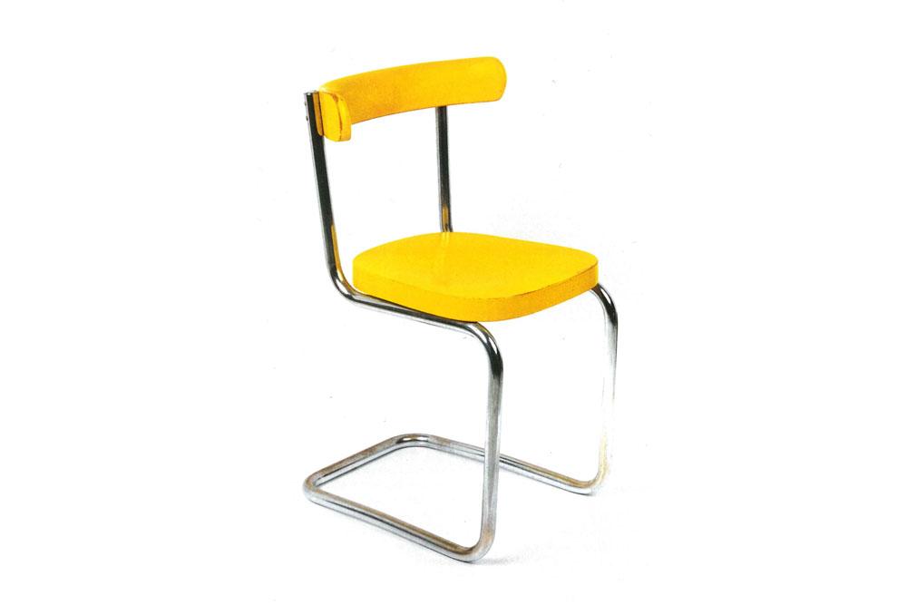 Genoeg De merkwaardige geschiedenis van de stoel van Stam – Archined CP36