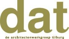 DAT (De Architectenwerkgroep Tilburg) logo
