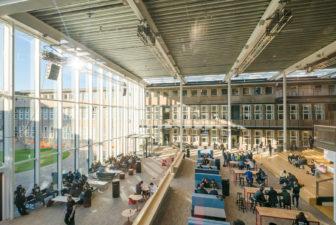 architectenbureau Cepezed b.v. Delft; Sint Lucas college; Strijp S; Eindhoven;