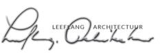 Leeflang Architectuur logo