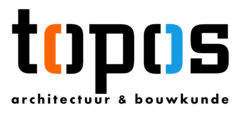 Topos architectuur & bouwkunde logo