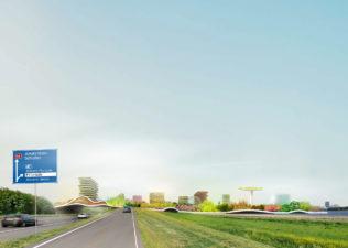 impressie Floriade Almere beeld MVRDV
