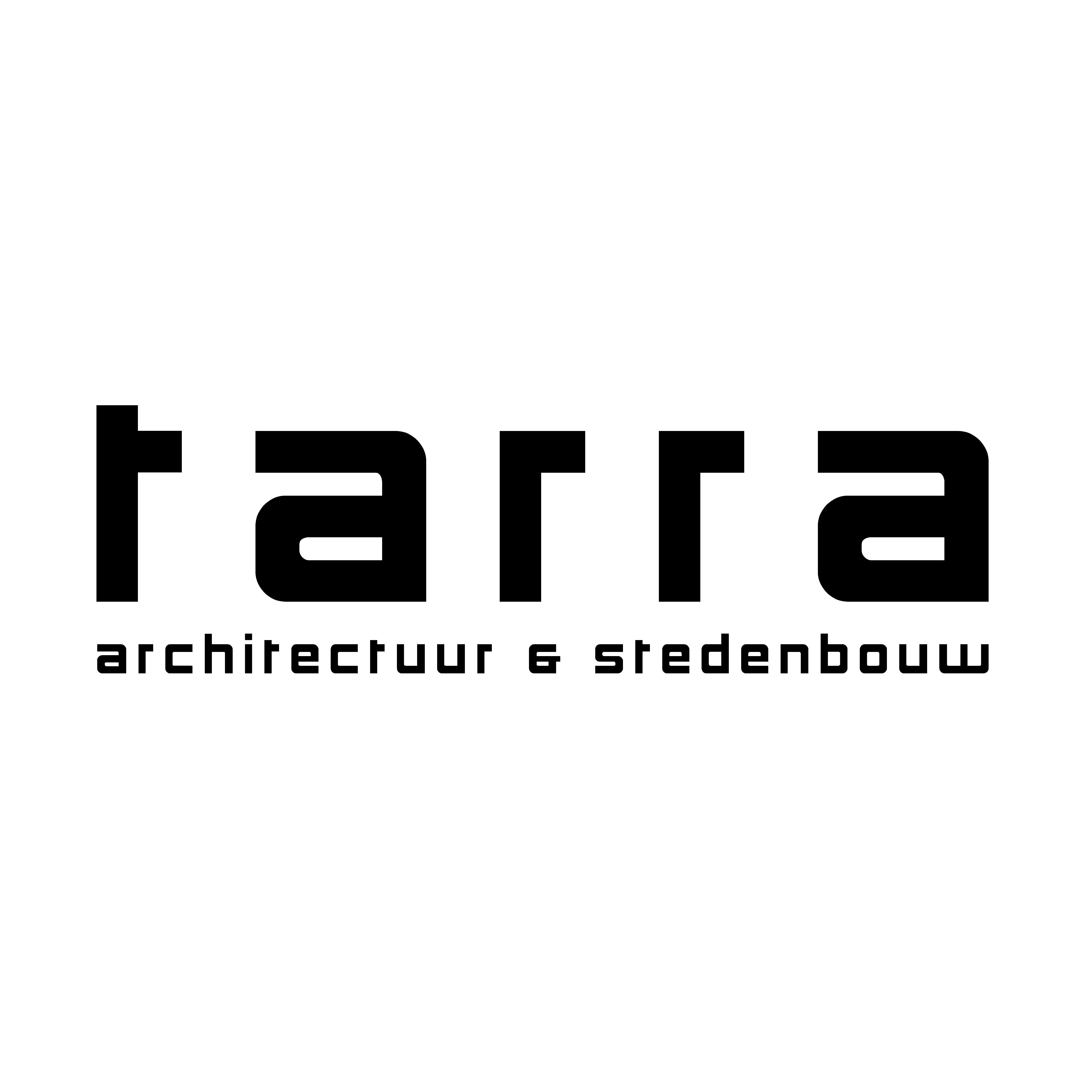 Tarra Architectuur en Stedenbouw logo