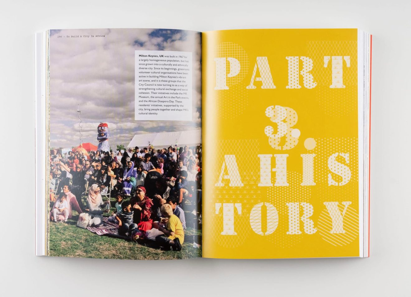 Spread uit To Build a City in Africa: A History and a Manual