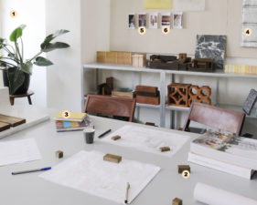 The office of Anne Geenen, Site Practice