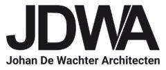 JDWA - JOHAN DE WACHTER ARCHITECTEN logo