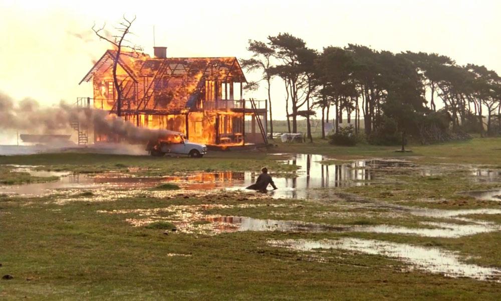 Still uit Het offer (1986)
