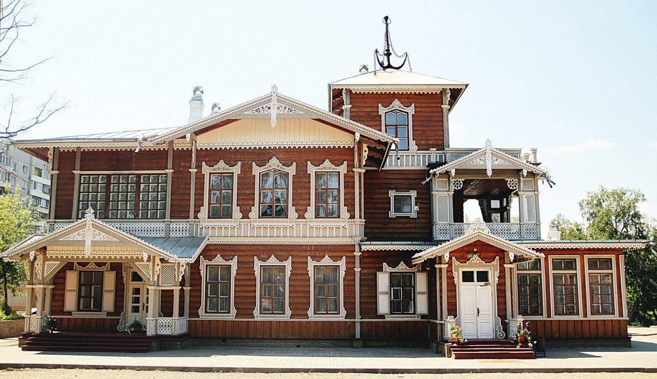 woonhuis in Irkoetsk