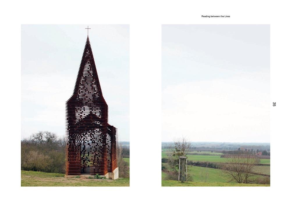 Reading between the Lines kunstwerk Gijs van Vaerenbergh