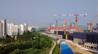 gestandaardiseerde flats in Seoul