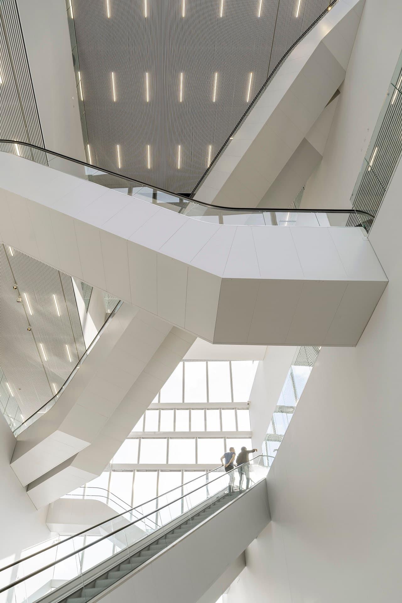 atrium Forum Groningen