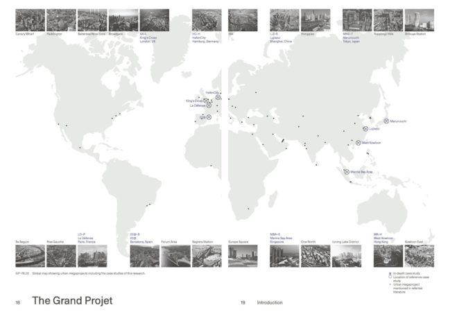 overzicht grand projets