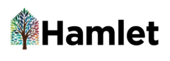 Hamlet Design+Build Technology logo
