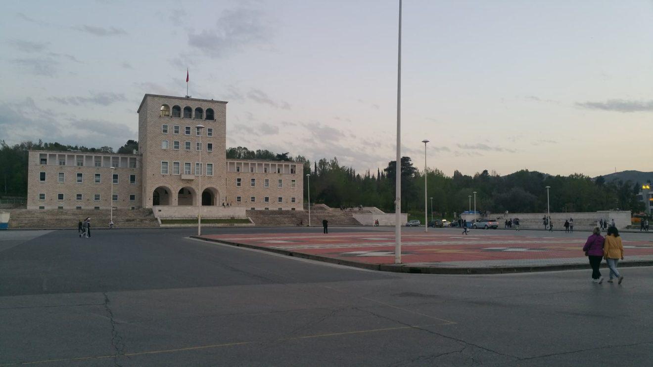 Mother Teresa Square