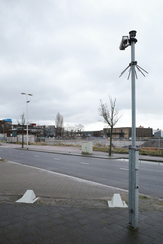Merwe Vierhavens, Rotterdam