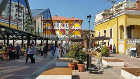 Tirana Bazaar