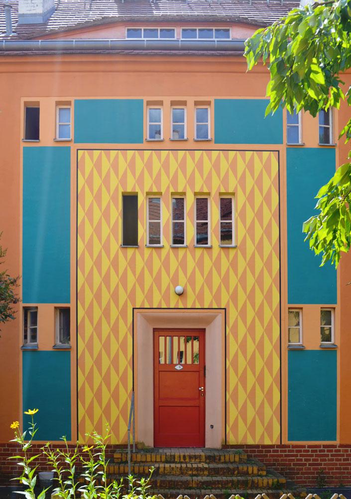 Gartenstadt_Falkenberg Bruno Taut