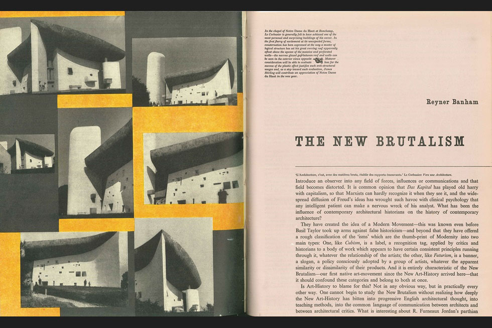 architectural review 1955