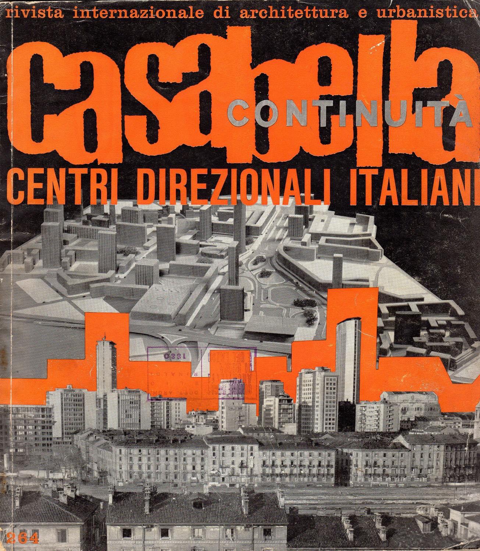 cover casabella 1962