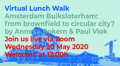 Virtual Lunch Walk