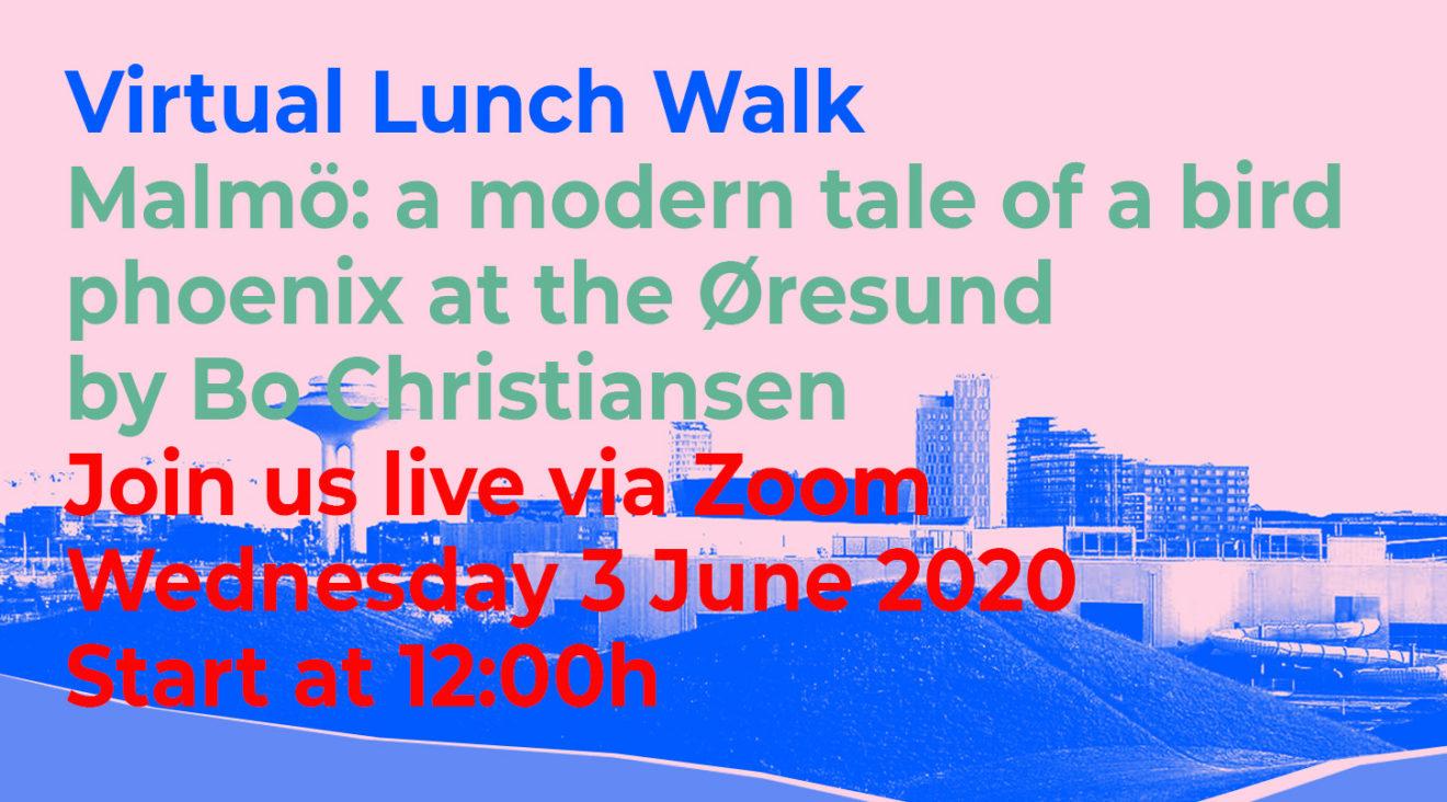 Virtual Lunch Walk Malmö
