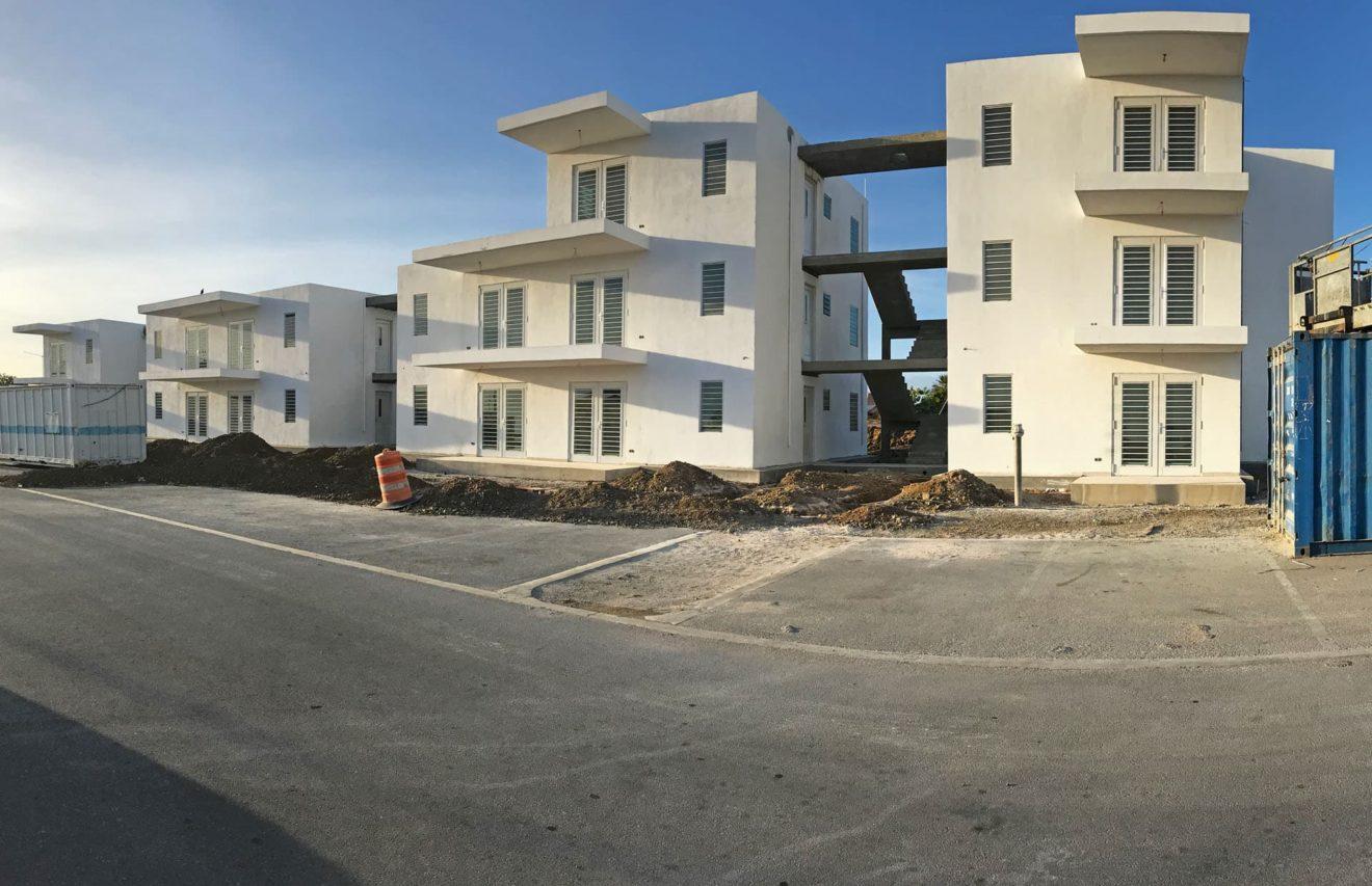 Woningbouw, Curaçao (in aanbouw) / OZ