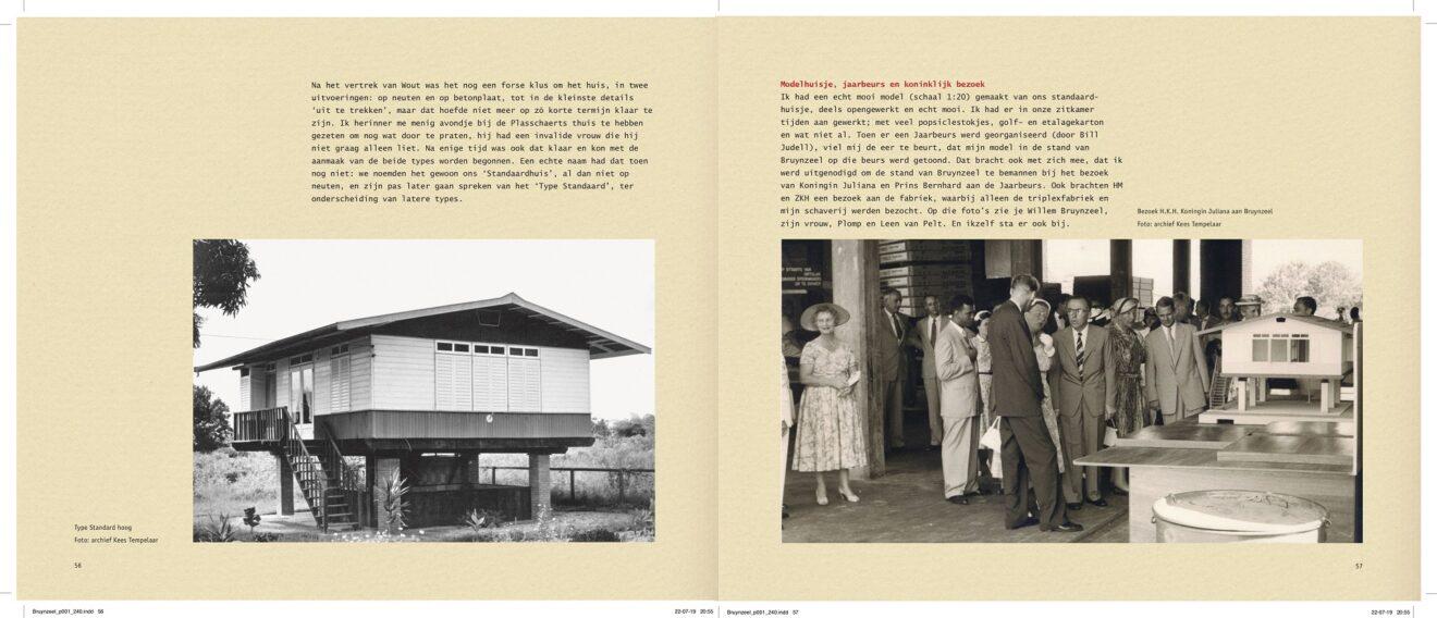 Pagina's uit besproken boek, 56-57