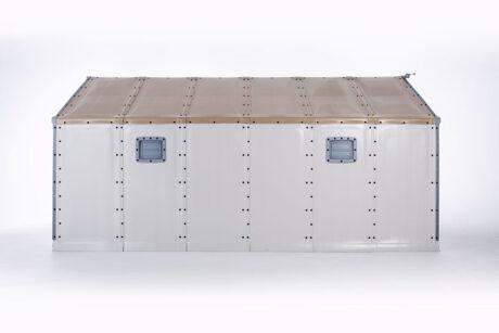Better Shelter developed by Better Shelter, IKEA Foundation and UNHCR – photo ©Jonas Nyström