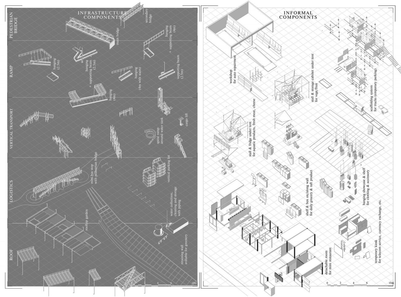 The space of dynamic informality - Jianyun Xu - Archiprix 2020