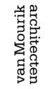 architecten van Mourik logo