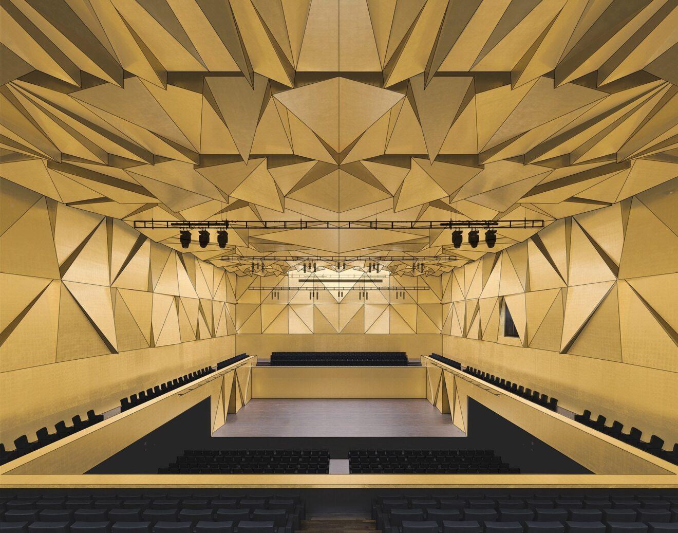 Impressies concertgebouw