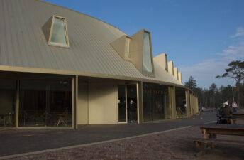 Park Paviljoen, Nationaal Park De Hoge Veluwe / Monadnock - De Zwarte Hond