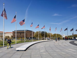 National Museum of African American History and Culture in Washington