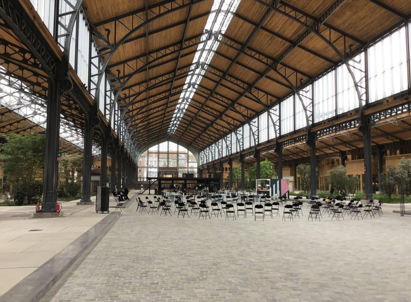 Gare Maritime / Jan de Moffarts