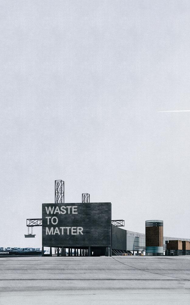 W2M: e-waste plant