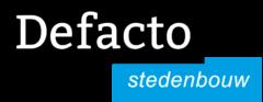 Defacto stedenbouw logo