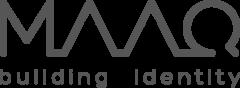 MAAQ building identity logo