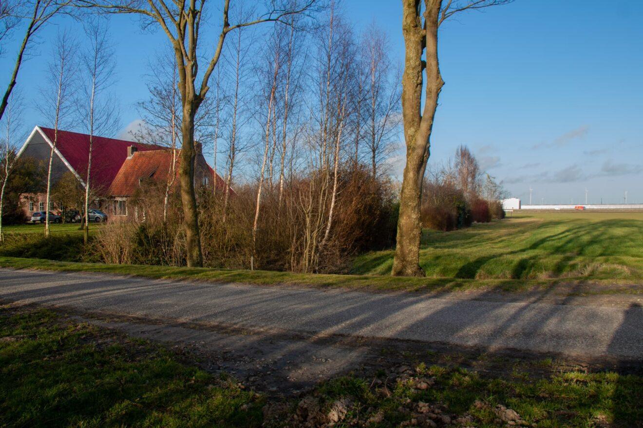 De boerderij van Mansholts