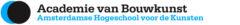 Academie van Bouwkunst logo