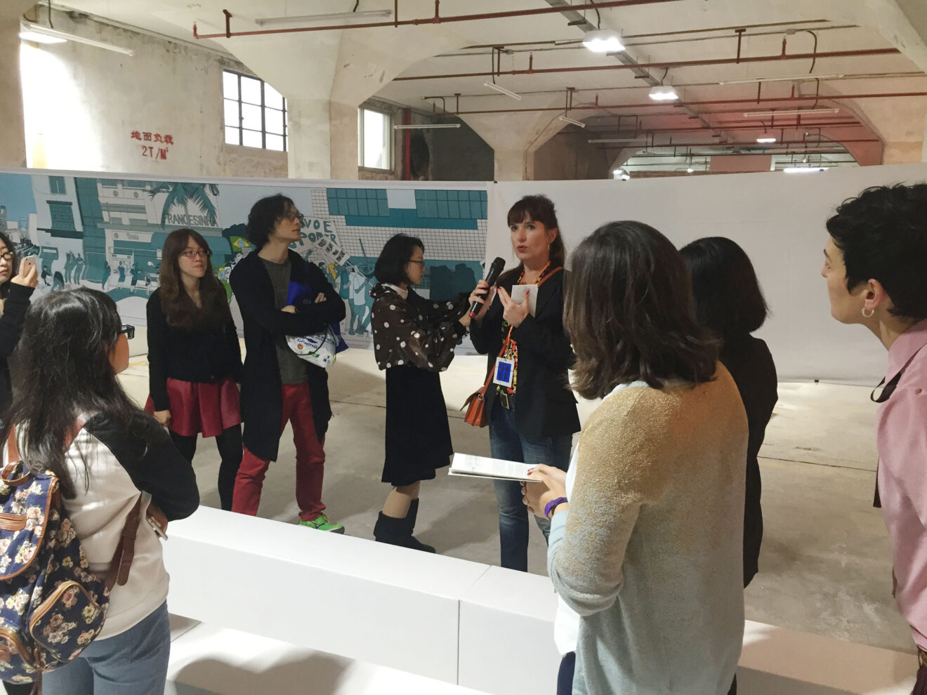Tentoonstelling 'Do you hear the people sing?' op de Shenzhen / Hong Kong Biennal for Architecture and Urbanism